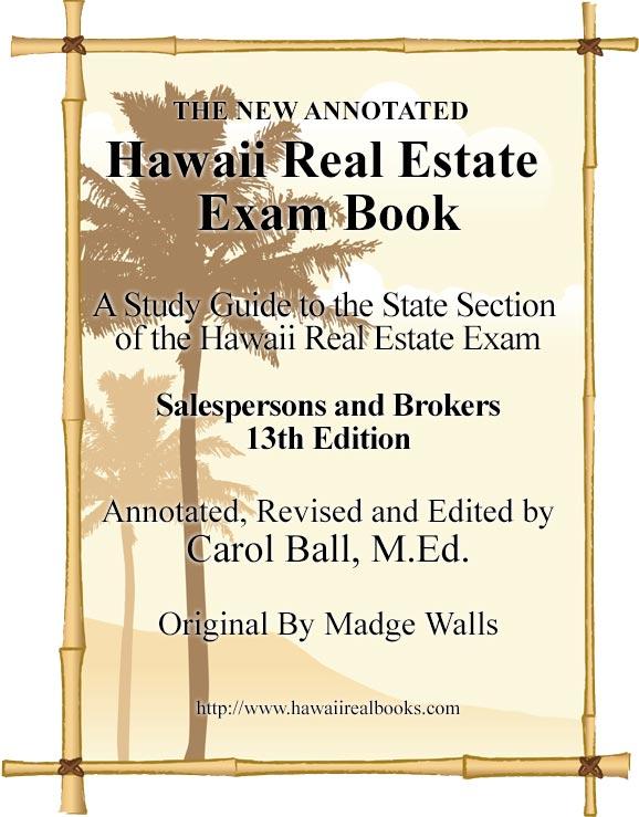 Hawaii Real Estate Book